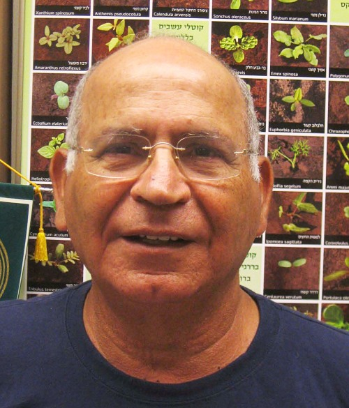 Dr. Baruch Rubin, Professor of Agronomy and Weed Science, The Hebrew Universityof Jerusalem, Rehovot, Israel.