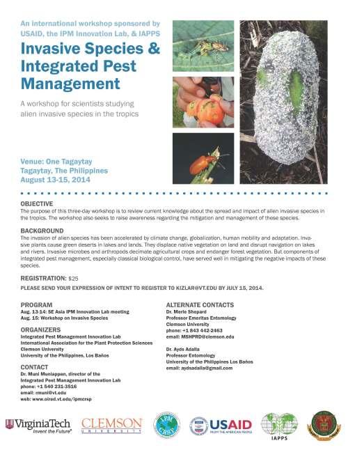 Philippines Invasive Species Aug  2014-5a