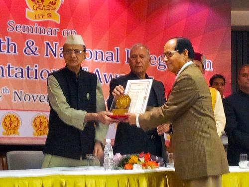 srivastava award 12 2014