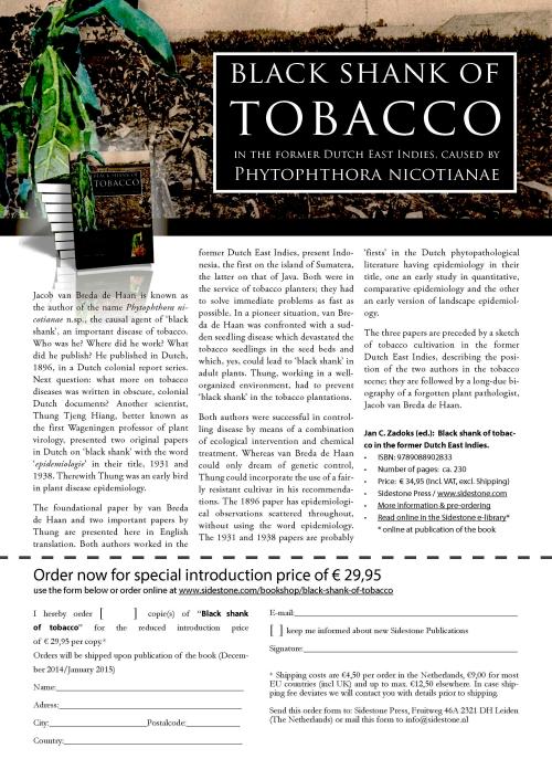 Zadoks Black shank of tobacco_Flyer