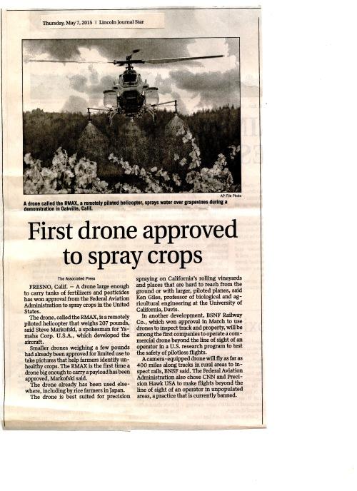 drones 253