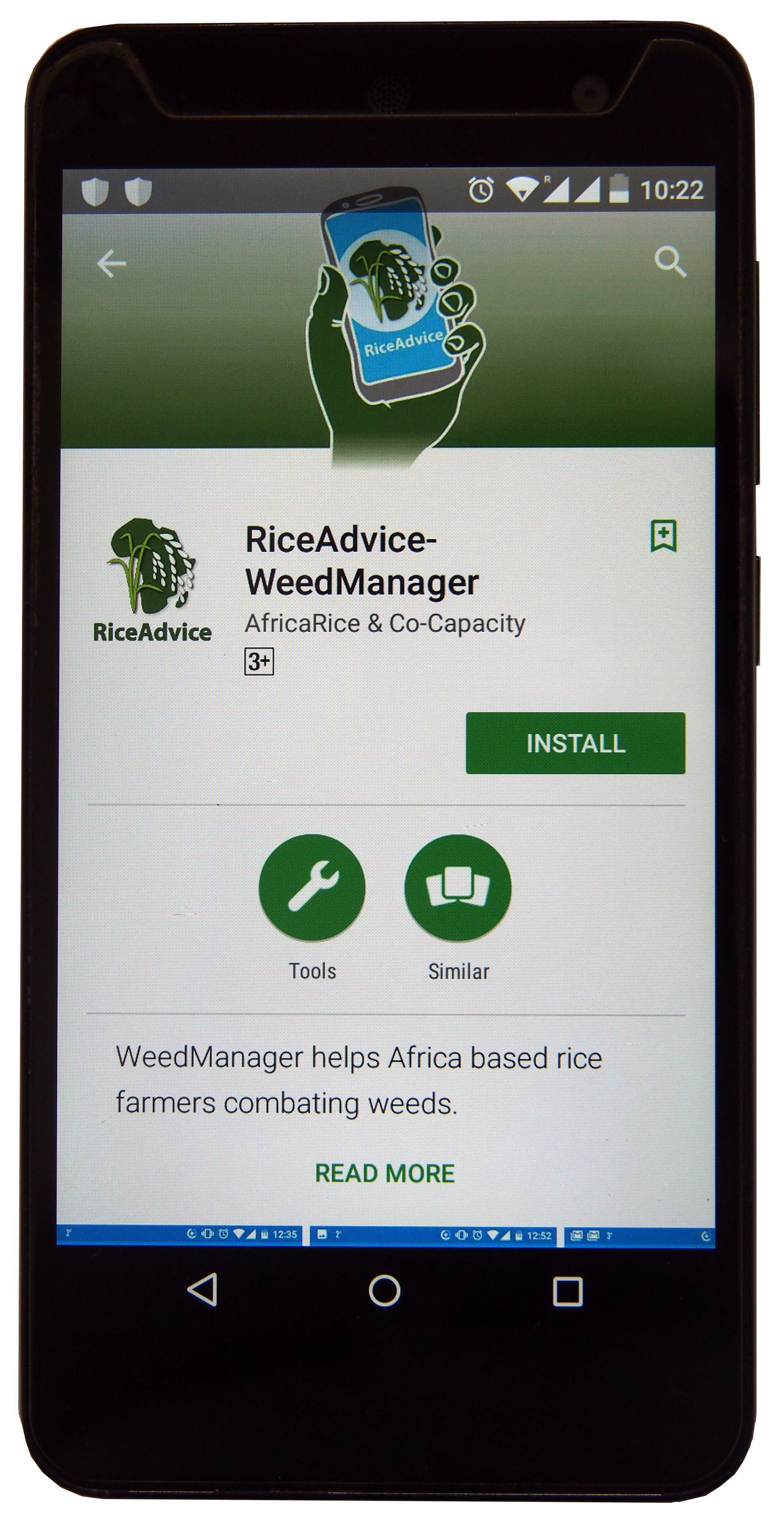 RiceAdvice-WeedManager