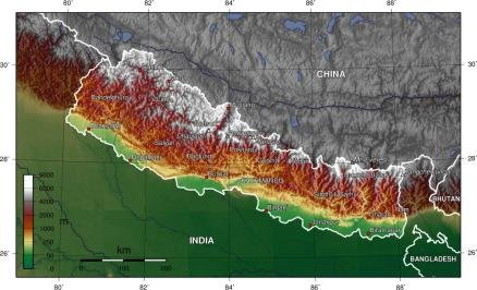 satellite-map-of-nepal